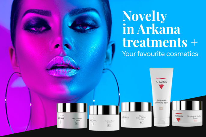 Novelty in Arkana's offer. How to combine it with daily care?
