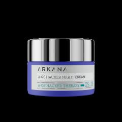 A-QS Hacker Night Cream 50 ml